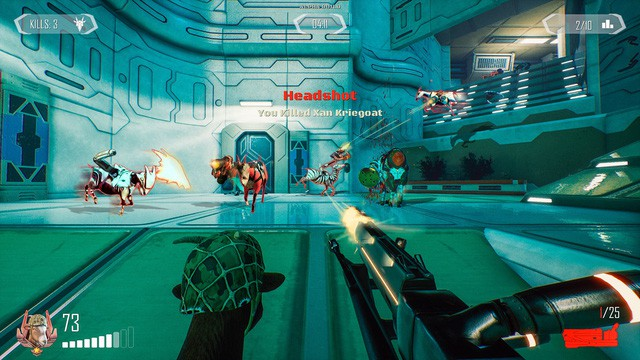 Hiện tại game thủ đã có thể biến dê để bắn nhau trong Goat of Duty mới mở thử nghiệm - Hình 2