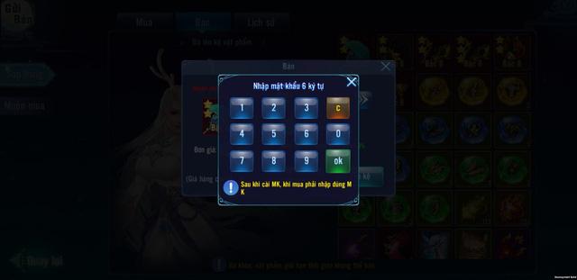Kiếm ma 3D chiều lòng Game thủ kiếm hiệp với tính năng giao dịch trực tiếp - tự do buôn bán cực dị - Hình 3