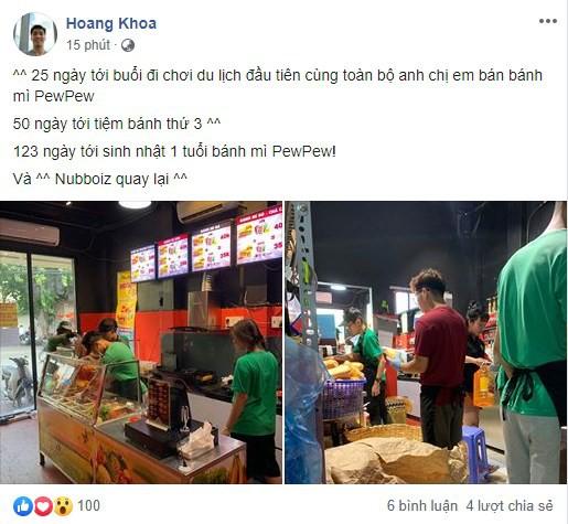 Pewpew hé lộ dự định về tiệm bánh thứ 3, chia sẻ việc sắp comeback PUBG - Hình 2
