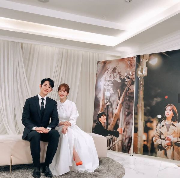 Phim của Han Ji Min - Jung Hae In kết thúc với rating cao nhất - Phim của L - Shin Hye Sun không thể phá kỷ lục của chính mình - Hình 1