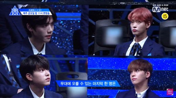 Produce X 101 tập 11: Kim Woo Seok có giữ được hạng 1, chuyện gì xảy ra với Kim Yo Han và Lee Jin Woo? - Hình 13