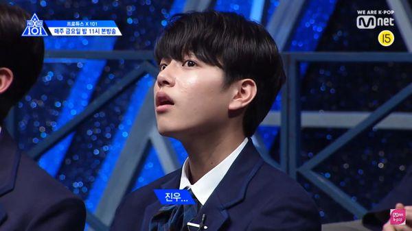 Produce X 101 tập 11: Kim Woo Seok có giữ được hạng 1, chuyện gì xảy ra với Kim Yo Han và Lee Jin Woo? - Hình 10