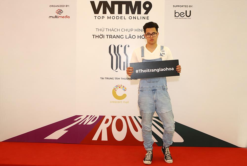 Vượt nửa vòng trái đât, thí sinh Việt Kiệt khao khát giành chiến thắng Top Model Online - Hình 4