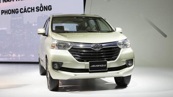 Toyota Avanza bản nâng cấp về Việt Nam, cạnh tranh Mitsubishi Xpander - Hình 6