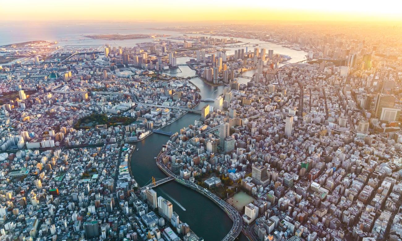 Hàng trăm con sông ở Tokyo đã biến đi đâu? - Hình 1