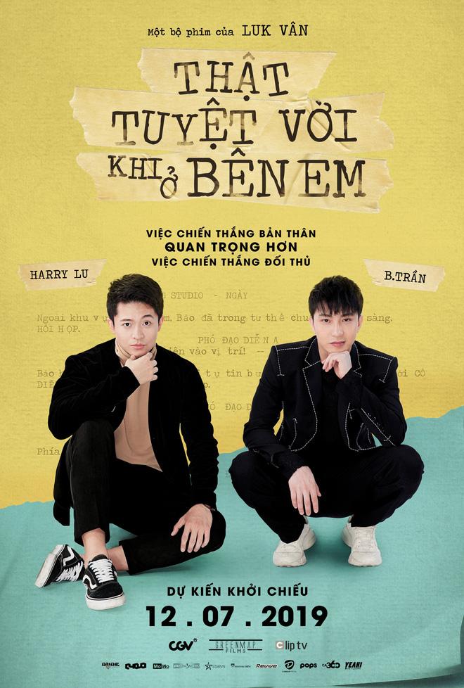 Thâm như Thật Tuyệt Vời Khi Ở Bên Em: Bê nguyên xi 2 phốt động trời của showbiz Việt lên phim? - Hình 1