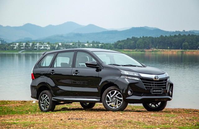 Toyota Avanza 2019 nâng cấp trang bị, giá từ 544 triệu đồng, cạnh tranh Mitsubishi Xpander - Hình 1