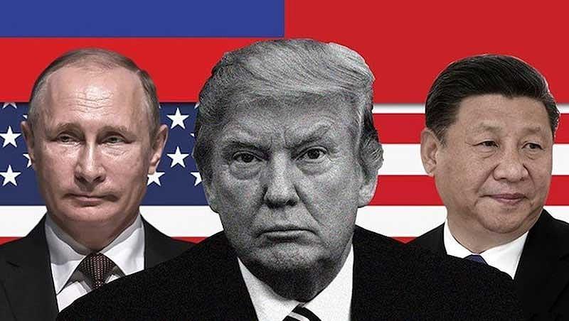 Cơ hội nào cho thỏa thuận kiểm soát vũ khí Mỹ-Nga-Trung? - Hình 1