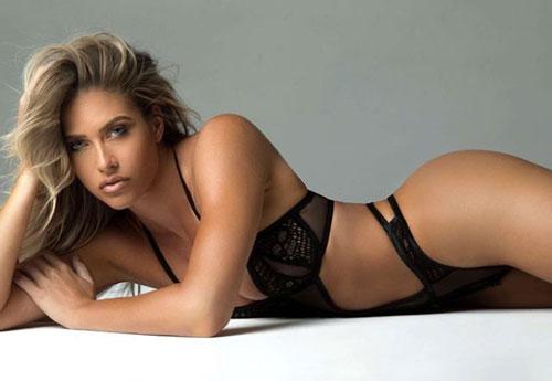 Thân hình 'mời gọi' của nữ đô vật quyến rũ nhất thế giới - Người đẹp - #HotGirl