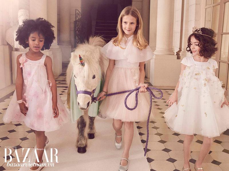 Thời trang trẻ em xa xỉ mở ra cơ hội kinh doanh mới - Hình 1