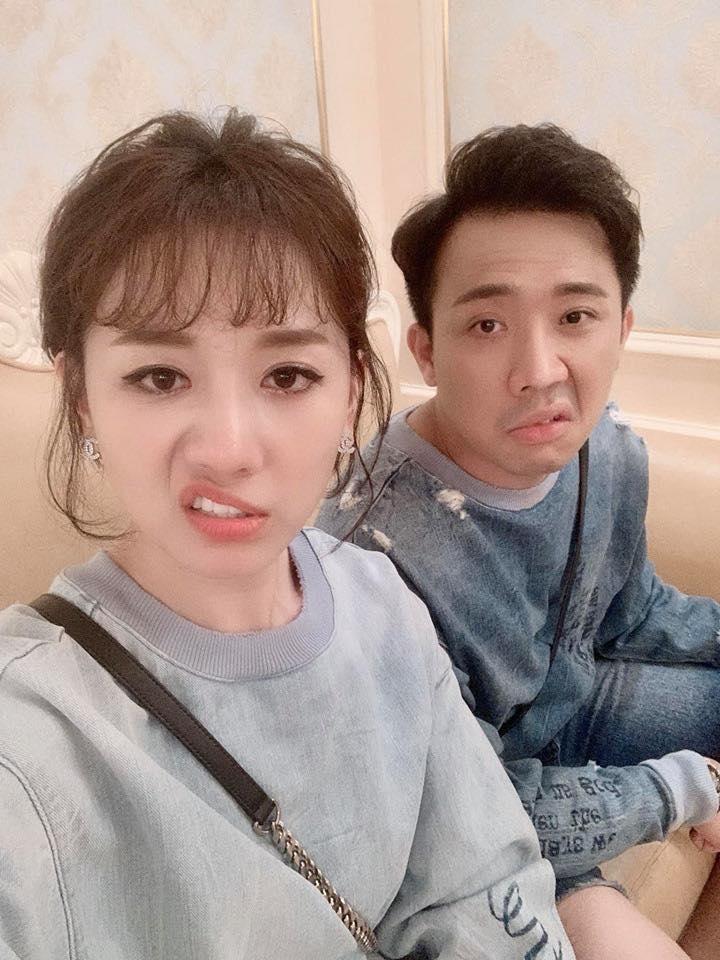 Trấn Thành và Hari Won tố tội nhau chỉ vì... một bữa ăn - Hình 2