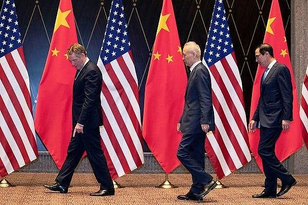 Đàm phán thương mại Mỹ - Trung sẽ tiếp tục vào tháng 9 tại Washington - Hình 1
