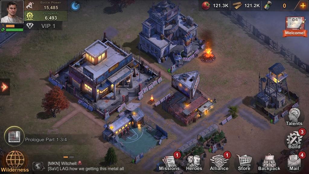 State of Survival - game sinh tồn xây dựng lấy bối cảnh hậu tận thế zombie - Hình 1