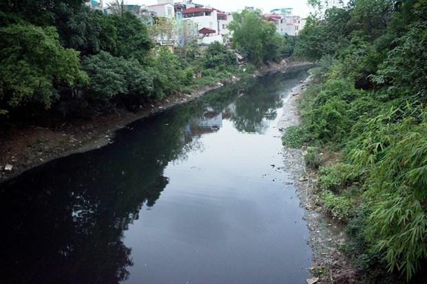 Yêu cầu phối hợp xử lý ô nhiễm môi trường lưu vực sông Nhuệ-Đáy - Hình 1