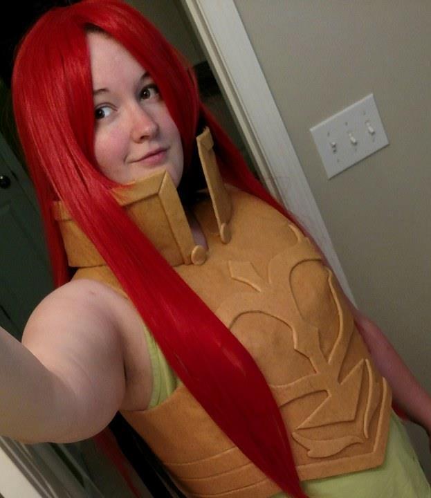 Erza Scarlet nữ pháp sư đa tài của Fairy Tail - Hình 8