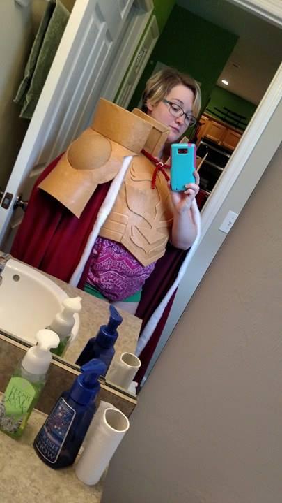 Erza Scarlet nữ pháp sư đa tài của Fairy Tail - Hình 9