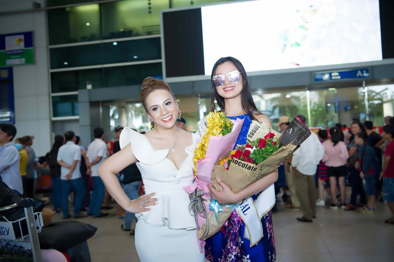 Miss Supranational 2013 Mutya Johanna Datul tự tin khoe sắc vóc trong ngày đầu có mặt tại Việt Nam - Hình 9