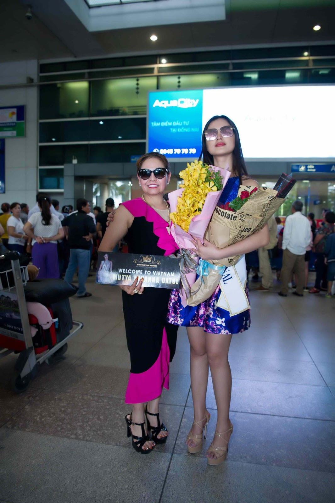 Miss Supranational 2013 Mutya Johanna Datul tự tin khoe sắc vóc trong ngày đầu có mặt tại Việt Nam - Hình 11