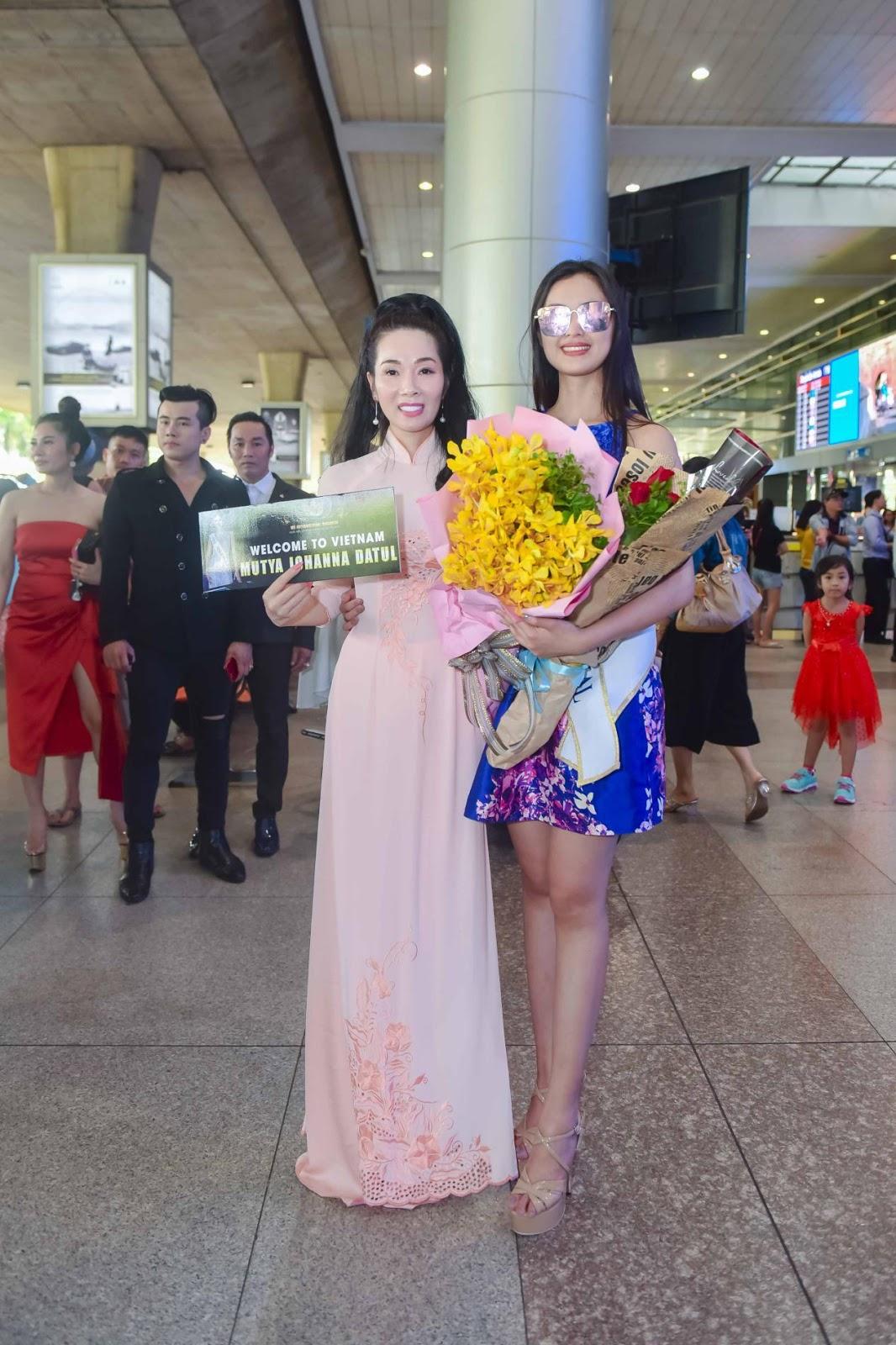 Miss Supranational 2013 Mutya Johanna Datul tự tin khoe sắc vóc trong ngày đầu có mặt tại Việt Nam - Hình 7