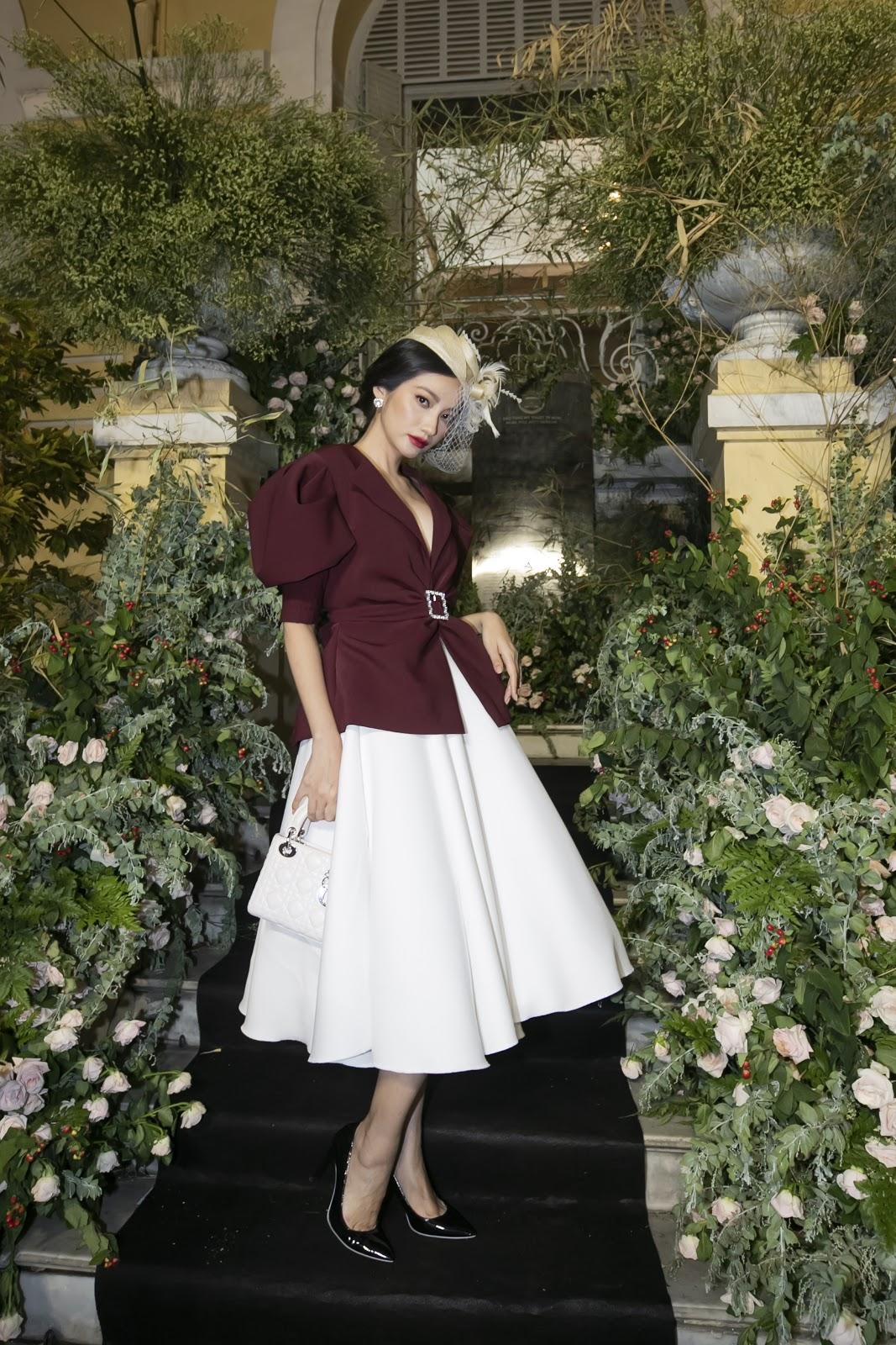 'Cuộc chiến váy áo' của các mỹ nhân trên thảm đỏ 'Beauty of Yesterday', Phương Khánh lại một lần nữa gây choáng - Hình 10