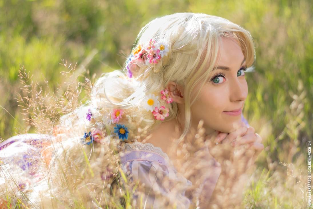 Nàng công chúa tinh nghịch Rapunzel - Hình 1