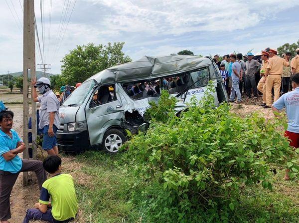 Chuyến xe định mệnh của 3 chị em trên ô tô bị tàu hỏa tông: Em gái háo hức theo chị vào Sài Gòn xin chú mua sách vở cho năm học mới - Hình 1