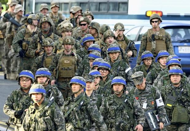 Triều Tiên muốn hủy bỏ Thỏa thuận chia sẻ thông tin quân sự Hàn-Nhật - Hình 1