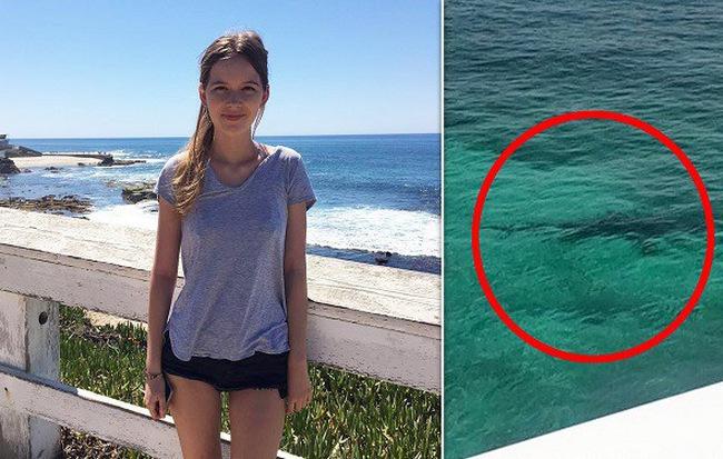 Lời kể lạnh gáy của bố mẹ cô gái chết vì bị cá mập tấn công: Đứa trẻ cố bơi về thuyền bằng 1 cánh tay nhưng con quái vật không tha - Hình 1