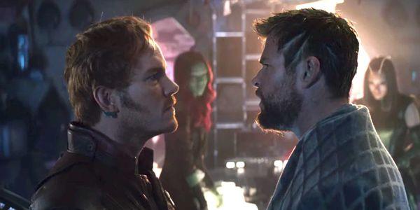Guardians Of The Galaxy Vol. 3: 5 cách Thor có thể làm cho nó tốt hơn và 5 lý do anh ấy phá hỏng nó (Phần 1) - Hình 3