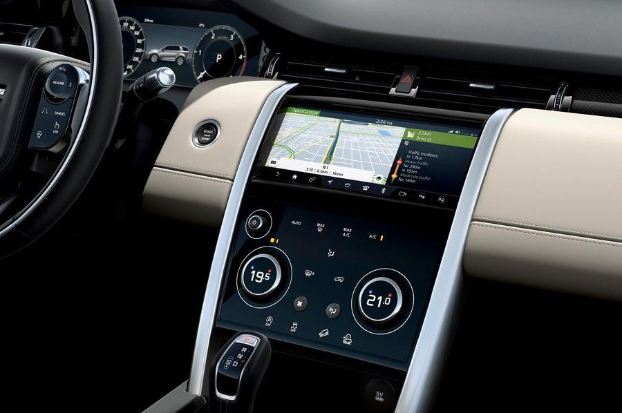 Land Rover Discovery Sport 2020 - Thay đổi không chỉ dừng ở thẩm mỹ bên ngoài - Hình 3