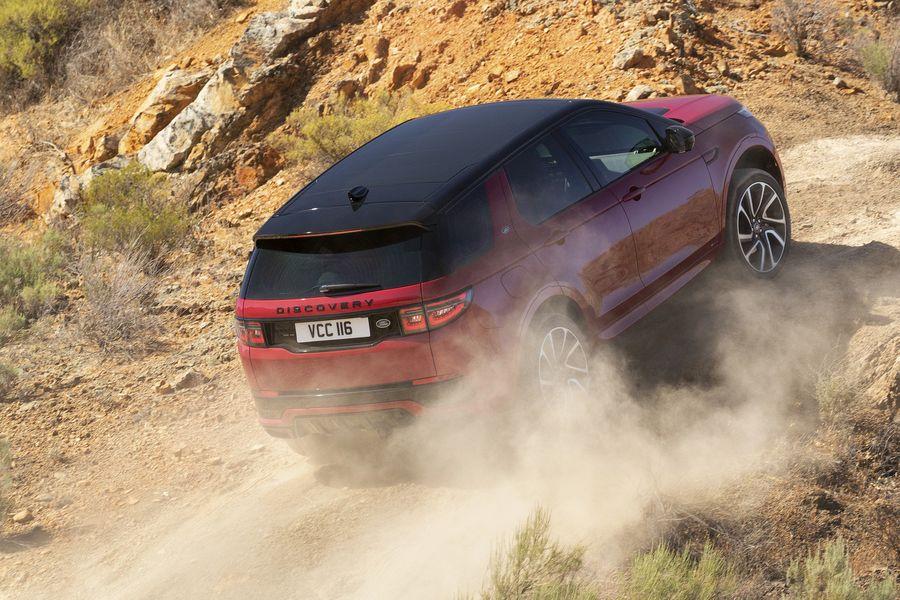 Land Rover Discovery Sport 2020 - Thay đổi không chỉ dừng ở thẩm mỹ bên ngoài - Hình 15