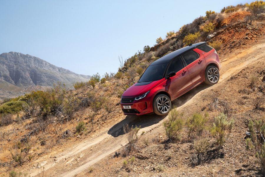 Land Rover Discovery Sport 2020 - Thay đổi không chỉ dừng ở thẩm mỹ bên ngoài - Hình 7