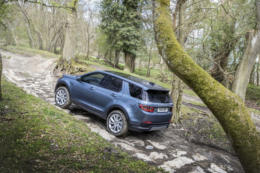 Land Rover Discovery Sport 2020 - Thay đổi không chỉ dừng ở thẩm mỹ bên ngoài - Hình 16