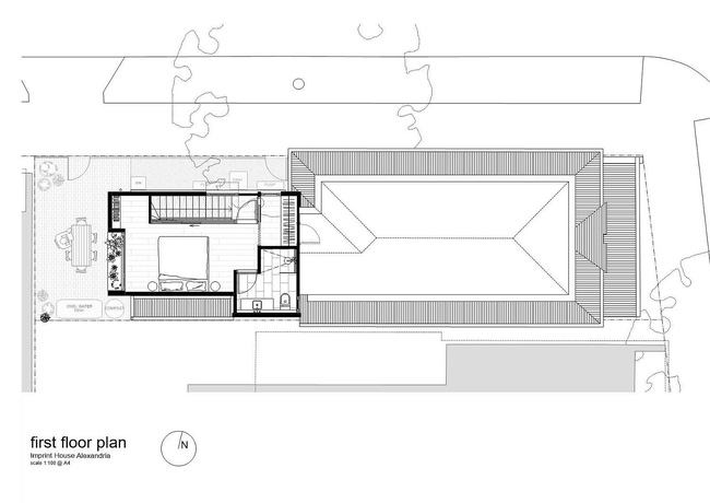 Một cuộc cách mạng mới xảy ra tại ngôi nhà cũ: Từ nhàm chán, tối tăm bỗng trở nên hiện đại, tinh tế - Hình 10