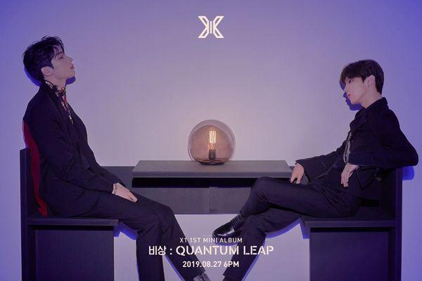 X1: Giật mình trước poster đam mỹ của Han Seung Woo - Cho Seung Yeon và Kim Woo Seok - Hình 6