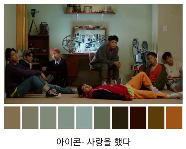 Xem MV của BLACKPINK, Big Bang, TWICE, EXO tiện biết cách phối màu cực đẹp - xịn - mịn thì còn gì bằng - Hình 9