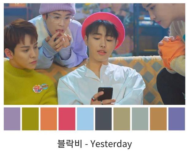 Xem MV của BLACKPINK, Big Bang, TWICE, EXO tiện biết cách phối màu cực đẹp - xịn - mịn thì còn gì bằng - Hình 8