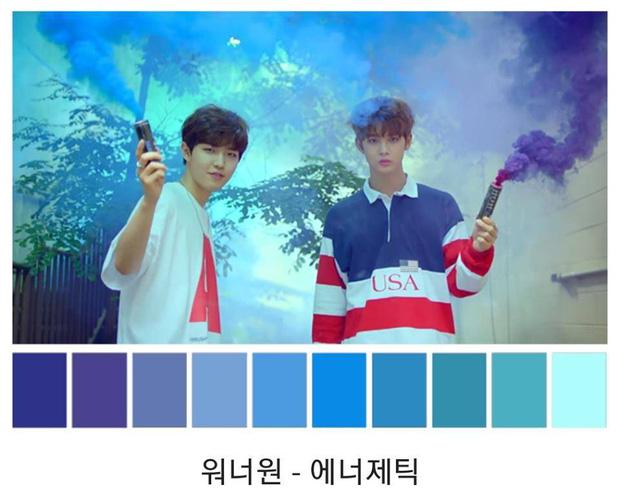 Xem MV của BLACKPINK, Big Bang, TWICE, EXO tiện biết cách phối màu cực đẹp - xịn - mịn thì còn gì bằng - Hình 11