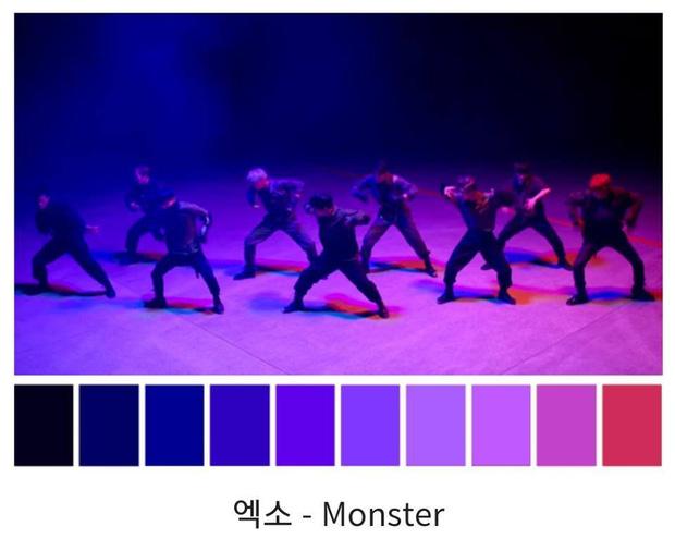 Xem MV của BLACKPINK, Big Bang, TWICE, EXO tiện biết cách phối màu cực đẹp - xịn - mịn thì còn gì bằng - Hình 2