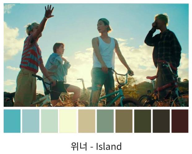 Xem MV của BLACKPINK, Big Bang, TWICE, EXO tiện biết cách phối màu cực đẹp - xịn - mịn thì còn gì bằng - Hình 5