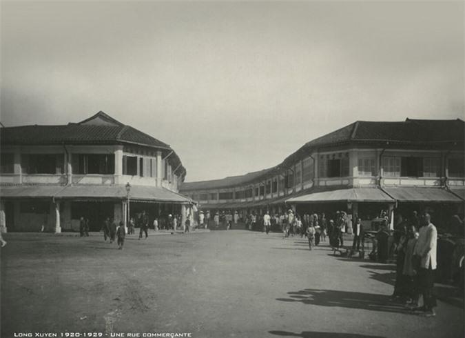 Ảnh cực hiếm về miền đất Long Xuyên thập niên 1920 - Hình 2