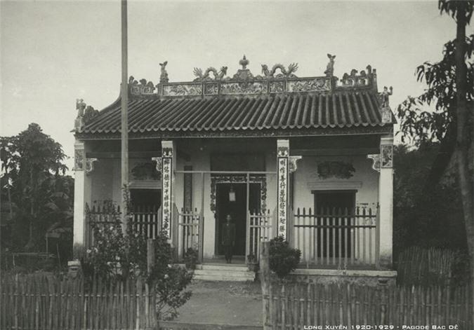 Ảnh cực hiếm về miền đất Long Xuyên thập niên 1920 - Hình 5