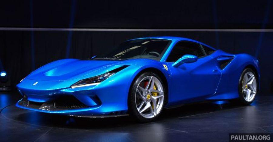 Siêu phẩm Ferrari F8 Tributo lần đầu cập bến Đông Nam Á, giá gần 6 tỷ VNĐ - Hình 6