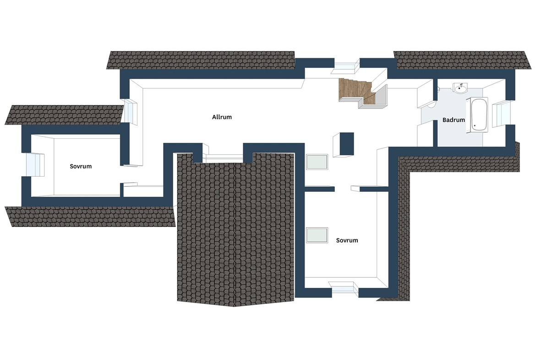Cải tạo nhà cũ thành ngôi nhà vườn hoàn hảo đáng mơ ước đậm chất Scandinavia - Hình 20