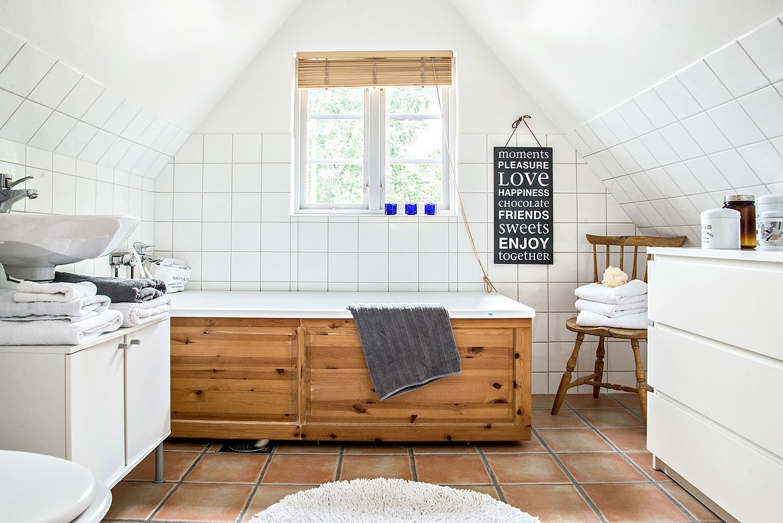 Cải tạo nhà cũ thành ngôi nhà vườn hoàn hảo đáng mơ ước đậm chất Scandinavia - Hình 14