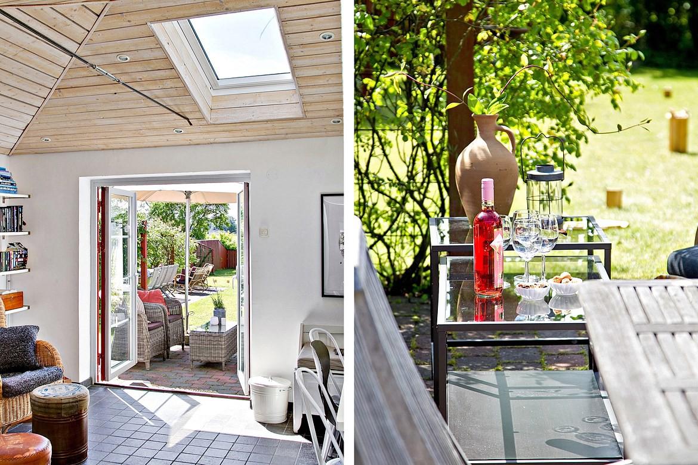Cải tạo nhà cũ thành ngôi nhà vườn hoàn hảo đáng mơ ước đậm chất Scandinavia - Hình 16