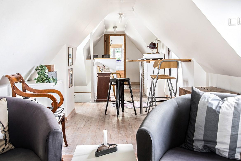 Cải tạo nhà cũ thành ngôi nhà vườn hoàn hảo đáng mơ ước đậm chất Scandinavia - Hình 12