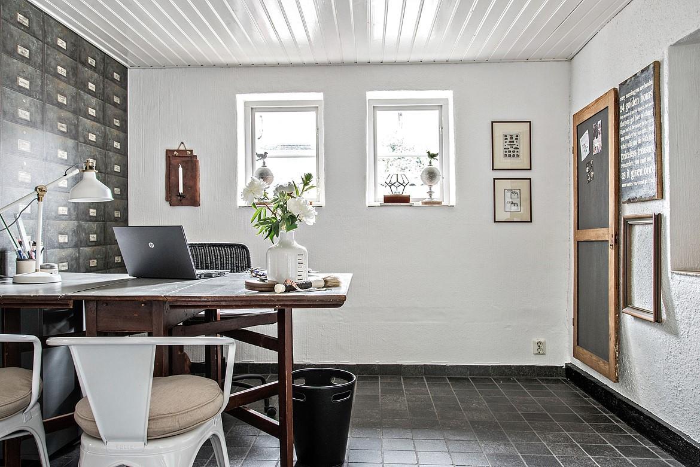 Cải tạo nhà cũ thành ngôi nhà vườn hoàn hảo đáng mơ ước đậm chất Scandinavia - Hình 5
