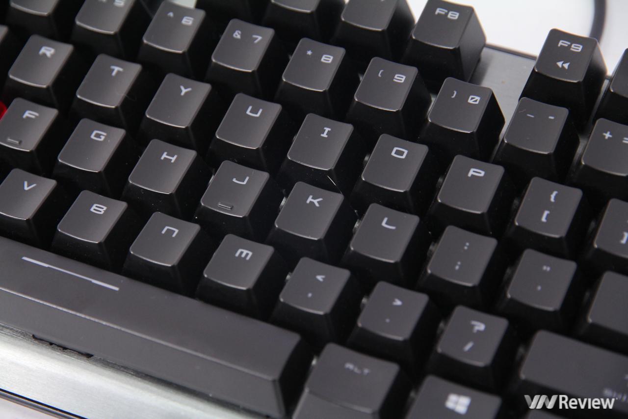 Đánh giá combo bàn phím chuột MSI Vigor GK60 và Clutch GM50: Hài lòng, chứ chưa thỏa mãn - Hình 8