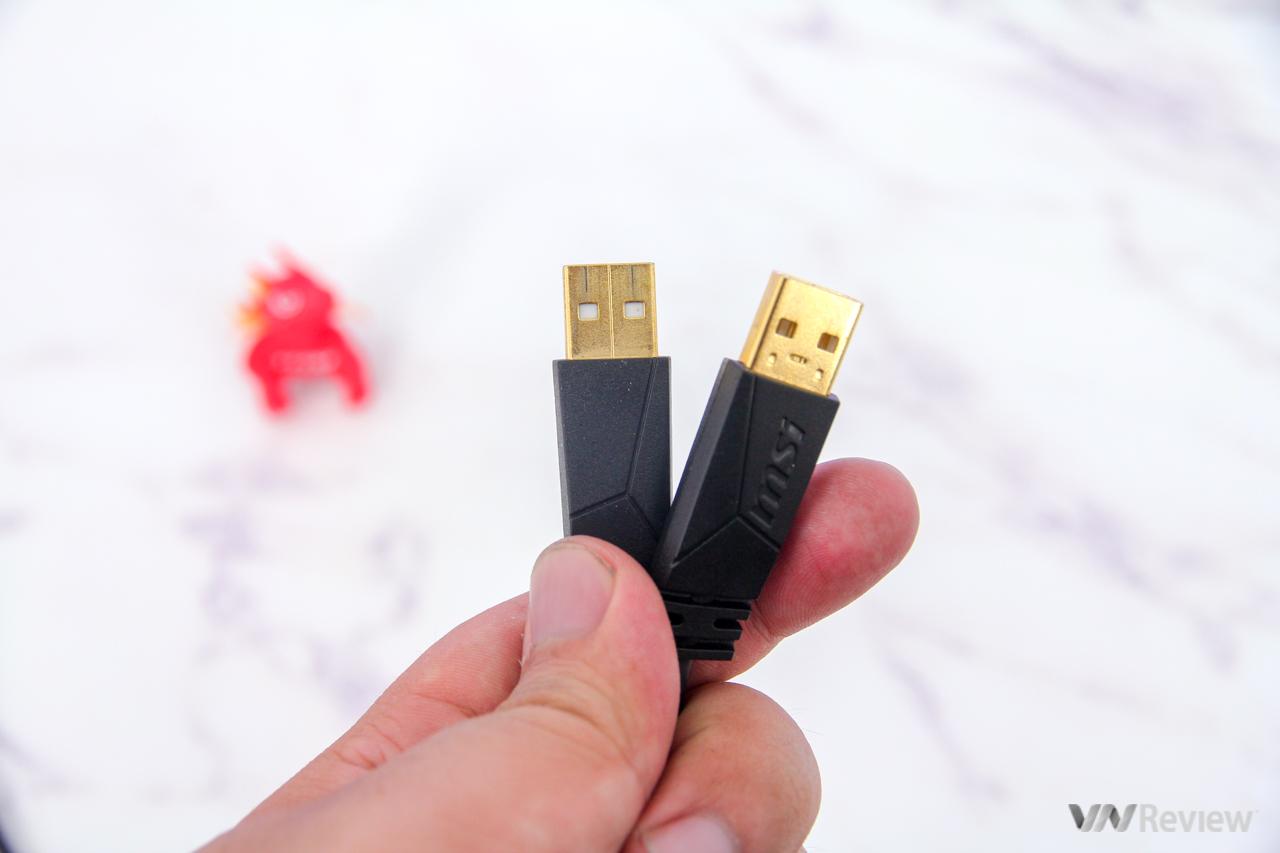 Đánh giá combo bàn phím chuột MSI Vigor GK60 và Clutch GM50: Hài lòng, chứ chưa thỏa mãn - Hình 21
